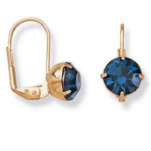 Sim. Sapphire Earrings