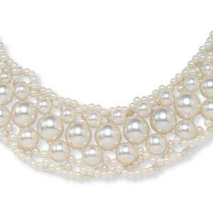 Sim. Pearl Collar