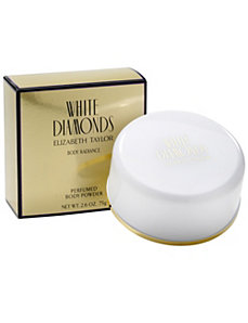 White Diamonds Dusting Powder by Elizabeth Taylor