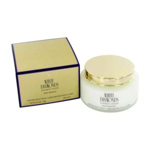 White Diamonds Body Cream