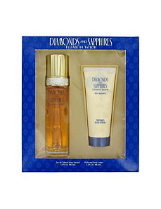 Diamonds & Sapphires Gift Set by Elizabeth Taylor