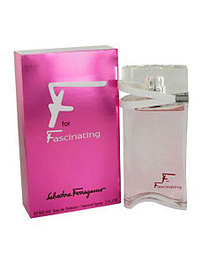 F For Faschinating by Salvatore Ferragamo