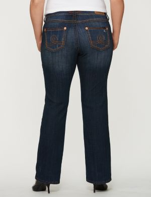 Double double bootcut jean by Seven7