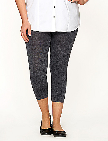 Control top capri legging