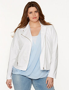 Moto jacket by DKNY JEANS