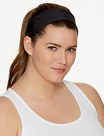 Solid Headband by Lane Bryant