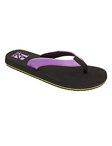 Yoga flip flop by LANE BRYANT