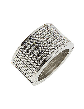 Mesh ring by Lane Bryant