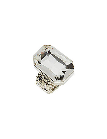 Painted stone ring by Lane Bryant