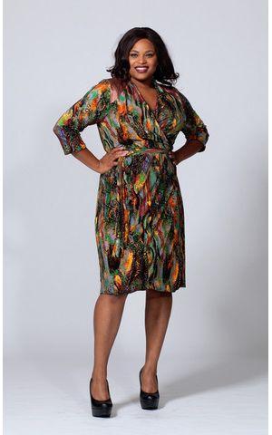 The Erica Dress