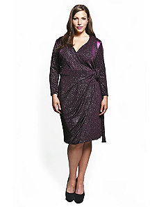 The Marcia Dress in Glitz by Queen Grace