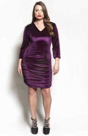 The Baize Dress