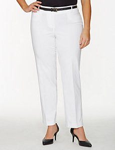 Sophie Sexy Stretch straight leg pant by LANE BRYANT