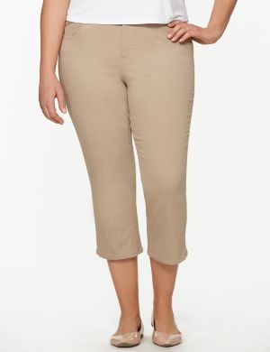 Classic capri with Tighter Tummy Technology
