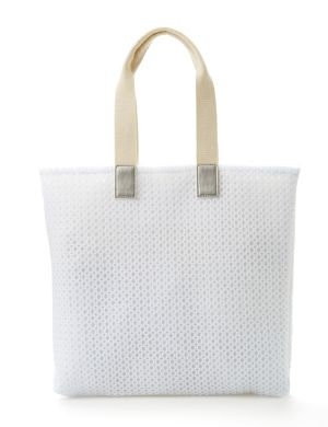 Mesh tote bag by Lane Bryant