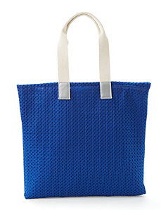 Mesh tote bag by Lane