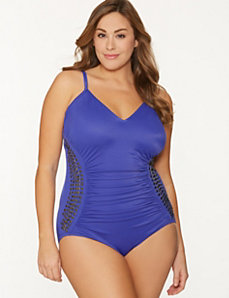 Studded Maillot Magicsuit by Miraclesuit®