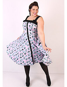 Ghoul Girls Rockabilly Frock by Re/Dress