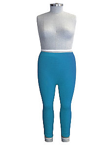 Teggings - Turquoise by Re/Dress