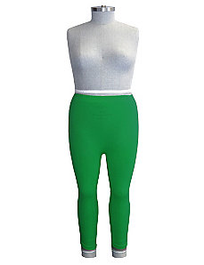 Teggings - Green by Re/Dress