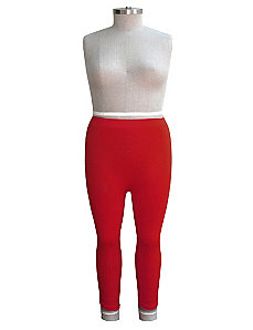 Teggings - Dk Red by Re/Dress