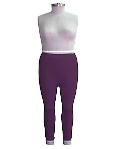 Teggings - Eggplant by Re/Dress