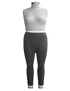 Teggings - Grey by Re/Dress