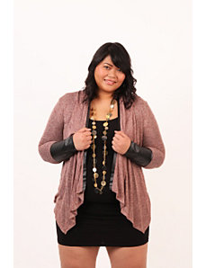Edgy Entity Cardigan by Re/Dress