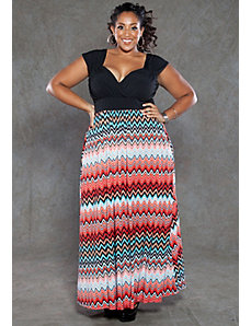 Georgia Maxi Dress by SWAK Designs