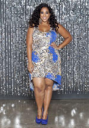 Crystal Hi Lo Dress