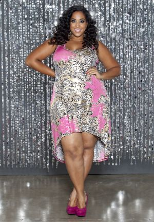 Brandi Hi Lo Dress