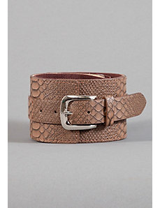 Ellie Buckle Belt by SWAK Designs