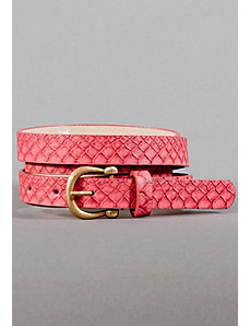 Classic Skinny Belt by SWAK Designs