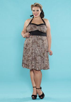 Nellie Halter Dress