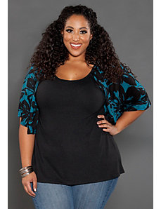 Nicole Top by SWAK Designs