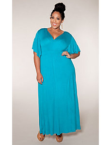 Joan Maxi Dress (Bright Colors) by SWAK Designs