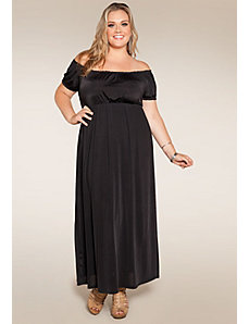 Charlotte Maxi Dress by SWAK Designs