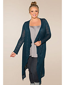 Jamie Knit Cardigan (Twilight) by SWAK Designs