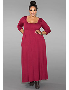 Lois Maxi Dress by SWAK Designs