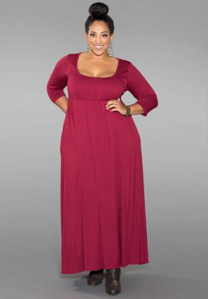 Lois Maxi Dress