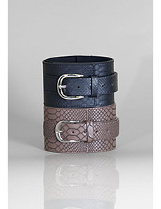 Ellie Buckle Belt (Classic) by SWAK Designs