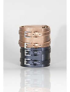 Santa Fe Buckle Belt by SWAK Designs