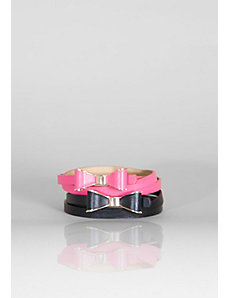 Betsy Bow Belt by SWAK Designs