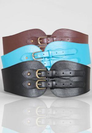 Wide Corset Belt