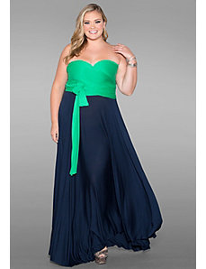 Eternity Convertible Maxi Dress (Chic Duo) by SWAK Designs
