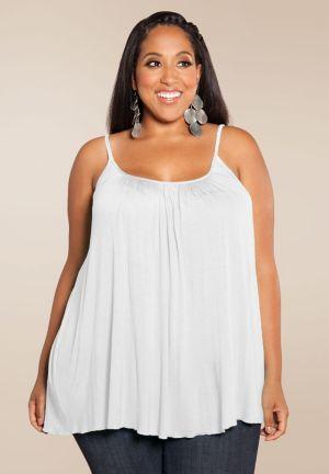 Pretty Cami in White