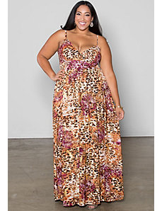 Melia Maxi Dress by SWAK Designs