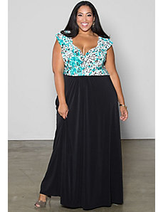 Emma Maxi Dress by SWAK Designs