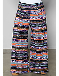 Printed Palazzo Pants by SWAK Designs