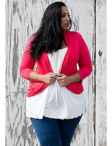 Amber Shrug (Sweet Shades) by Sealed With a Kiss Designs